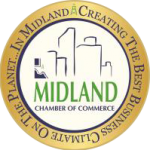 Midland Chamber Of Commerce Badge